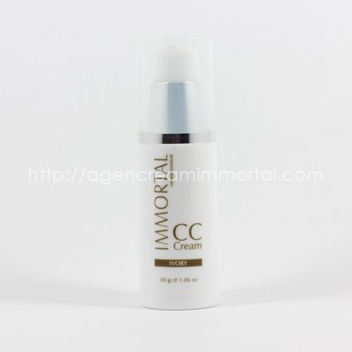 cc cream ivory agen cream immortal