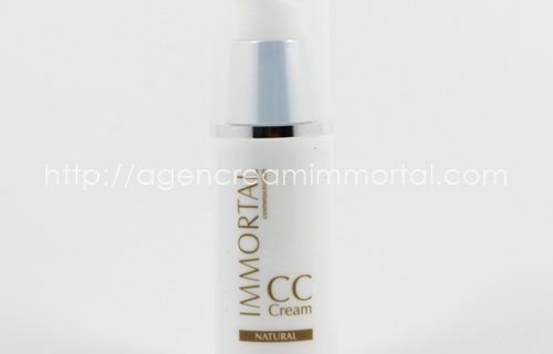 Immortal CC Cream Natural
