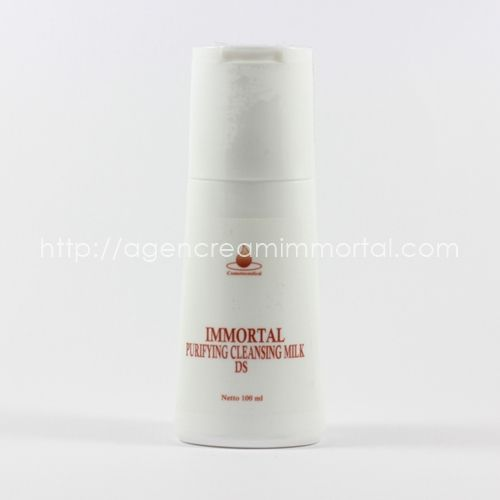 Immortal Purifying Cleansing Milk Dry Skin