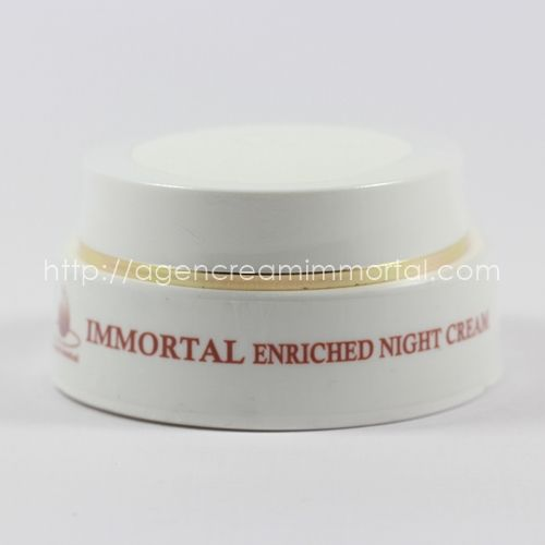 immortal enriched night cream