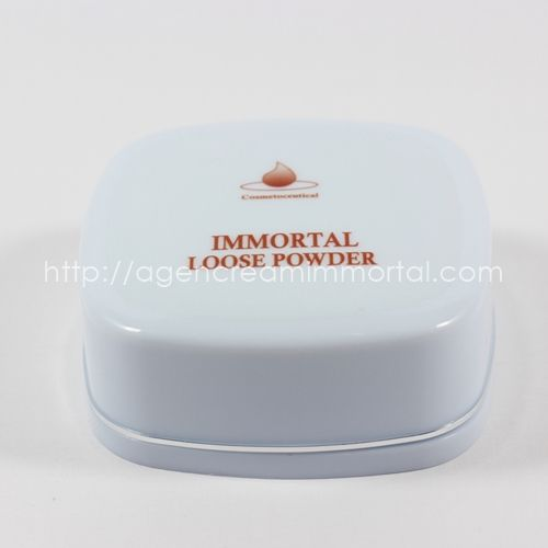 immortal loose powder natural