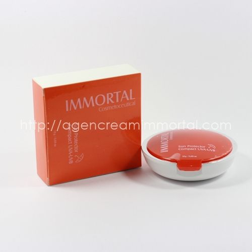 Immortal Sun Protector UVA UVB Natural