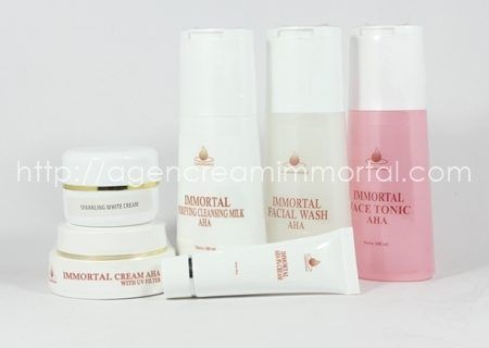 PAKET GLOWING AHA IMMORTAL