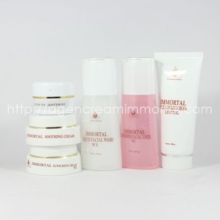 Paket Glowing Immortal