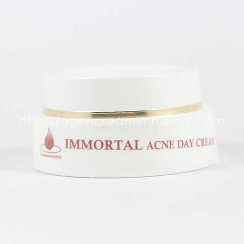 Immortal Acne Day Cream
