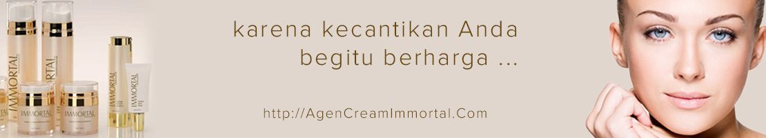 AGEN CREAM IMMORTAL ORIGINAL