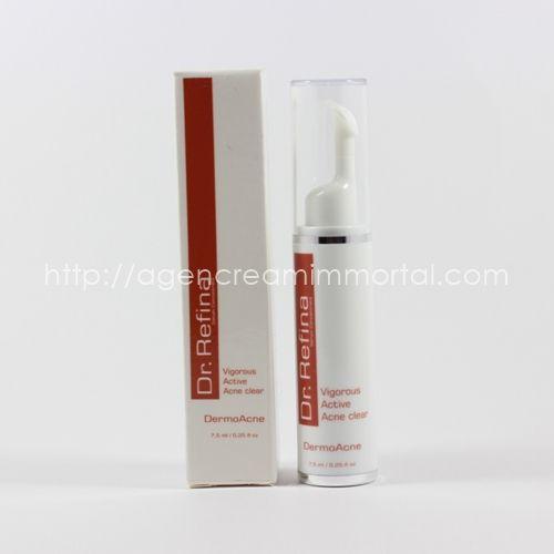 Dr Refina Vigorous Active Acne Clear