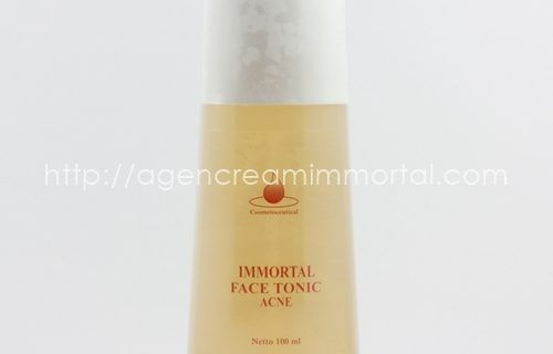 Immortal Face Tonic Acne