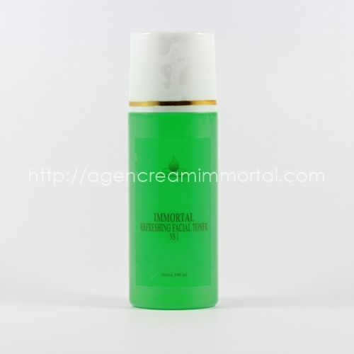 Immortal Refreshing Facial Toner Acne NS1
