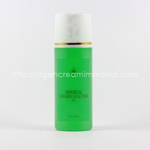 Immortal Refreshing Facial Toner Acne NS1