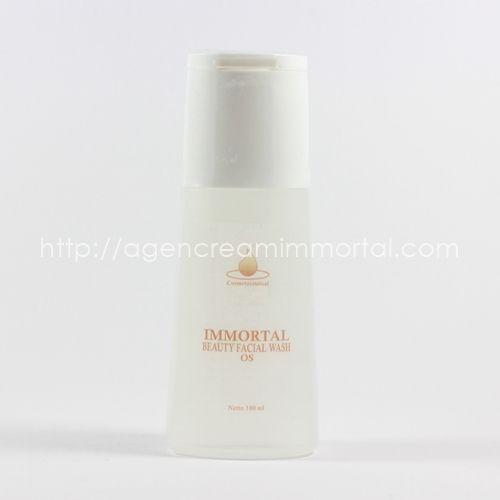 Immortal Beauty Facial Wash Oily Skin