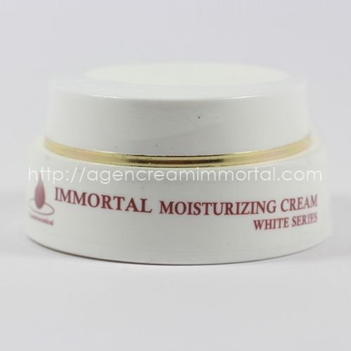 Immortal Moisturizer Cream White Series