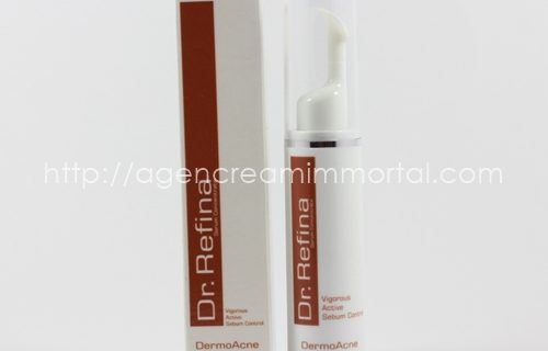 Dr Refina Vigorous Active Sebum Control