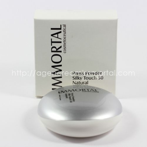 Press Powder Silky Touch 50 Natural
