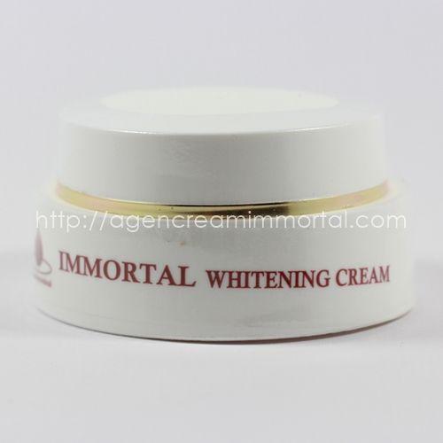 immortal whitening cream