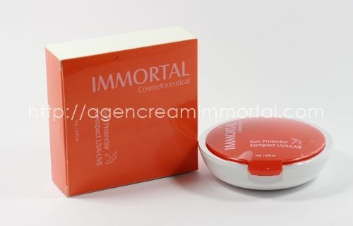 Immortal Sun Protector UVA UVB Natural