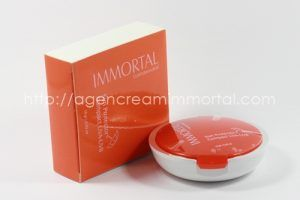 Immortal Sun Protector UVA UVB Soft Beige
