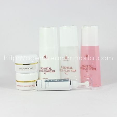 paket whitening series agen cream immortal