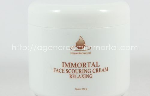 Face Scouring Cream Relaxing