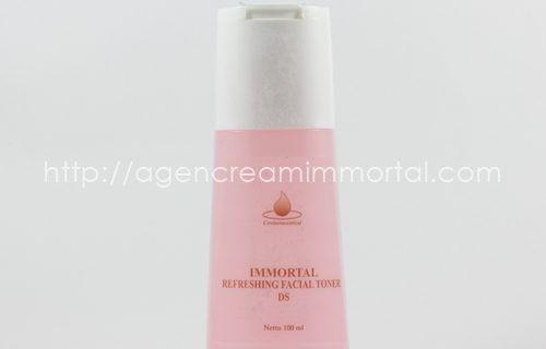 Immortal Refreshing Facial Toner Dry Skin