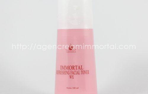 Immortal Refreshing Facial Toner Whitening Series