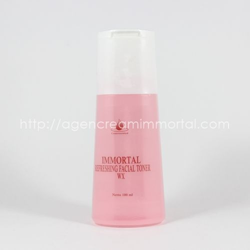 Immortal Refreshing Facial Toner Whitening Series