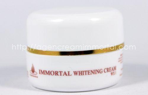 IMMORTAL WHITENING CREAM WX1