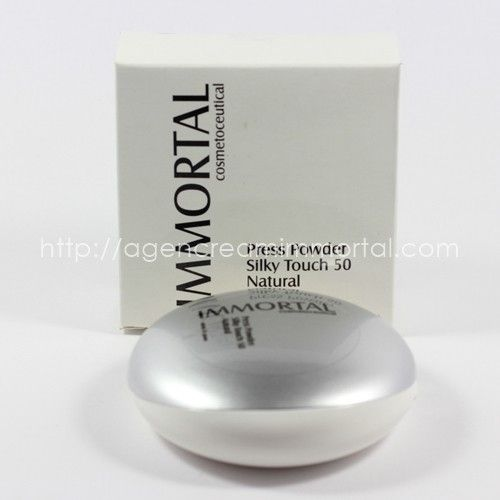 PRESS POWDER SILKY TOUCH 50 NATURAL 1