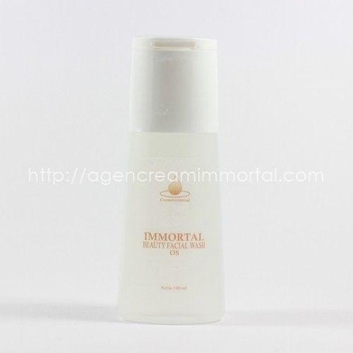 Immortal Beauty Facial Wash Oily Skin 1
