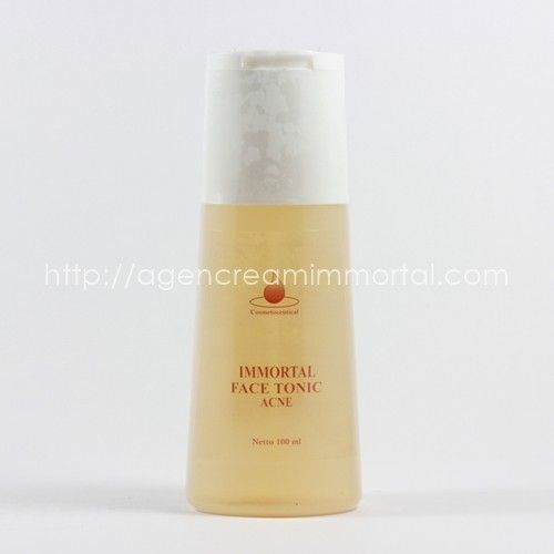 Immortal Face Tonic Acne 1