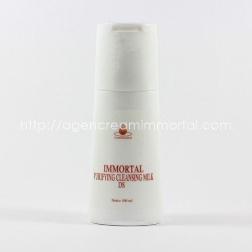 Immortal Purifying Cleansing Milk Dry Skin 1