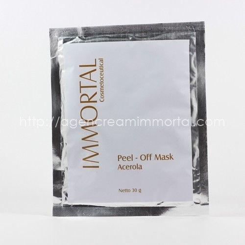 Immortal Masker Peel Off Acerola 1
