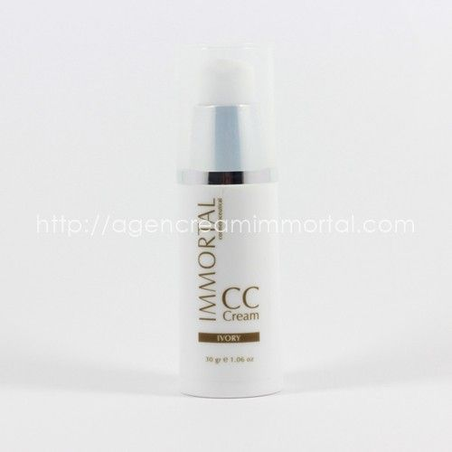 Immortal CC Cream Ivory 1