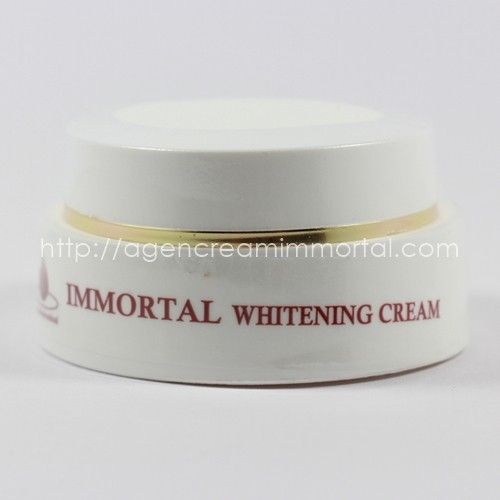 Immortal Whitening Cream 1